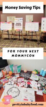 MommyCon Money Saving Tips