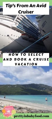 How to select and book a cruise vacation
