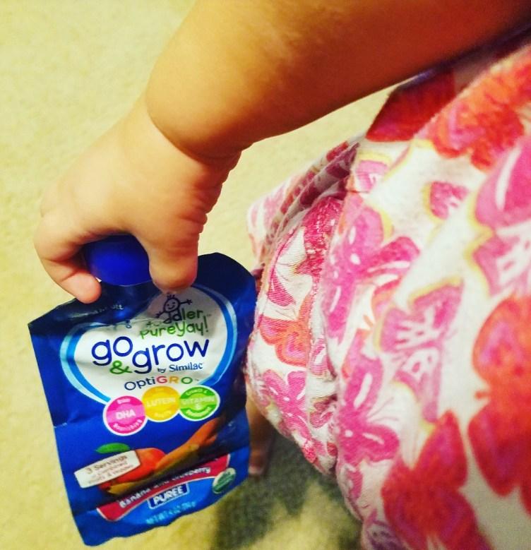 Similac Go & Grow baby food