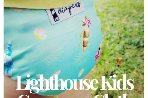 Lighthouse Kids Company Cloth Diaper Review
