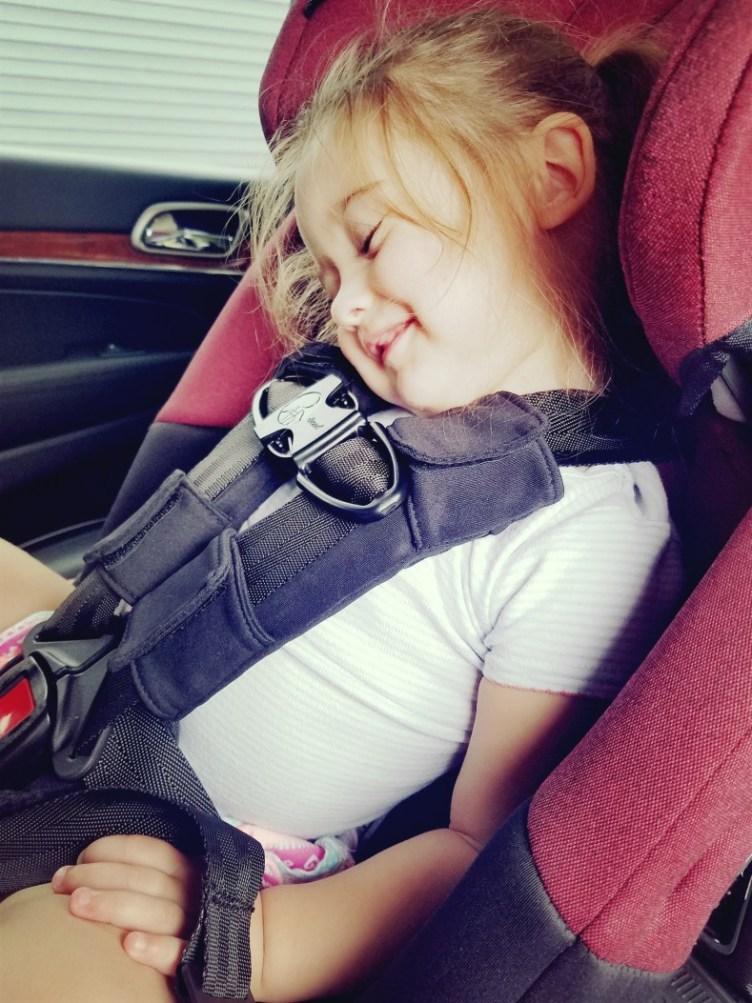 Diono Car Seat Review