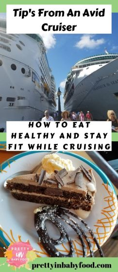 Staying fit while cruising