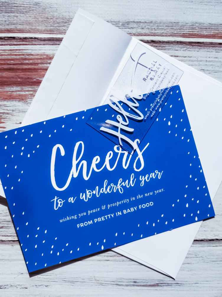 Basic Invite Business Cards