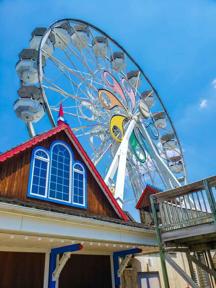 Hershey Park Ferris Wheel