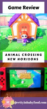 Game Review Animal Crossing New Horizons