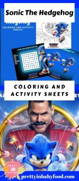 Sonic Activity sheets