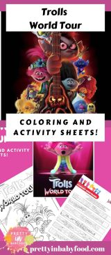 Trolls World Tour Activity Pack