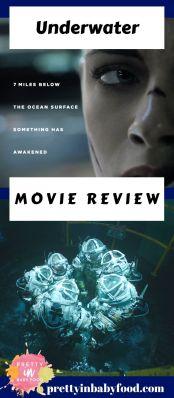 Underwater Movie Review