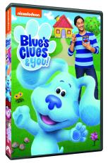 Blues Clues and You DVD