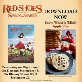 Red Shoes Apple Pie