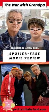 The War with Grandpa Spoiler free movie review