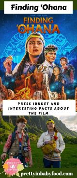Finding Ohana Press Junket and Interesting Facts About the Film