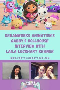 Interview with Laila Lockhart Kraner of Gabby's Dollhouse!