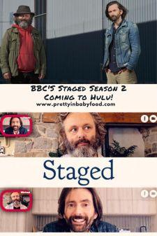 BBC'S Staged Season 2 Coming to Hulu!