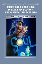 Disney and Pixar's Soul Release Information