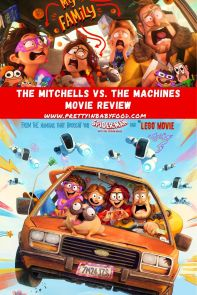 The Mitchells vs. The Machines Movie Review