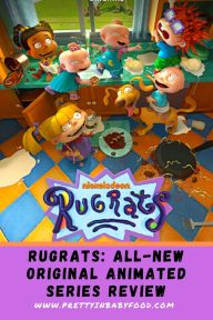 Rugrats All-New Original Animated Series Review