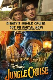 Disney's Jungle Cruise Out On Digital Now!