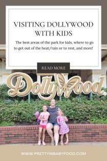 Visiting Dollywood with Kids Know before you go