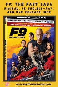 F9 The Fast Saga