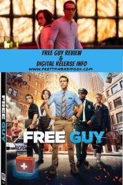 Free Guy Review and Digital Release Info