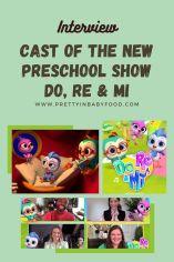 Interview Cast of The New Preschool Show Do, Re & Mi