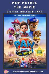 Paw Patrol: The Movie Digital Release Info
