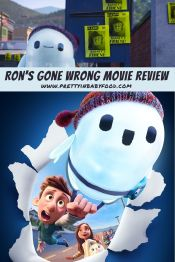 Ron's Gone Wrong Movie Review
