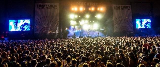 The Strokes - Primavera Sound Konzert 2015 als Video-Stream