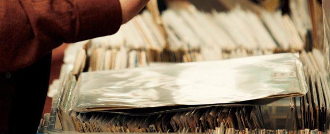 Vinyl-Rabattaktion