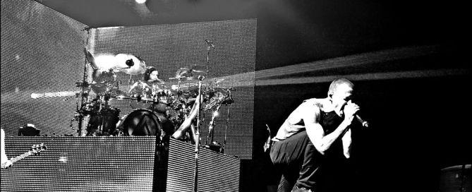 Linkin Park, O2 Arena, London |(c) Drew de F Fawkes