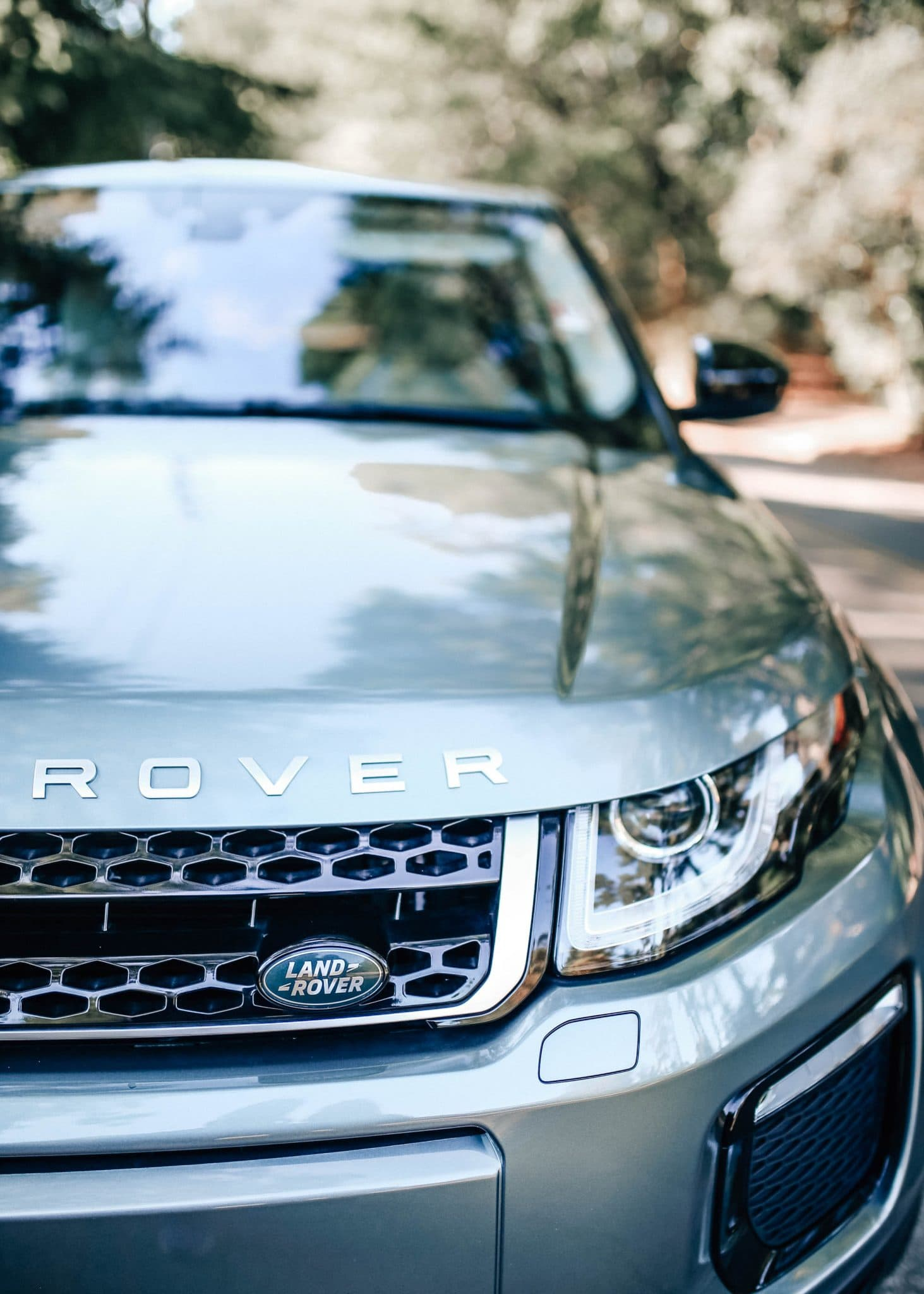 Holiday Errands with Land Rover Cary