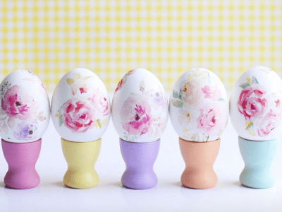 8 Easter Egg Decorating Ideas!