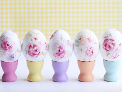 8 Easter Egg Decorating Ideas!