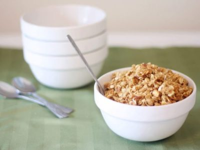 Simple and Delicious Homemade Granola