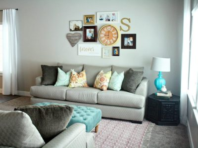 PLG Living: Sam's Living Room Tour