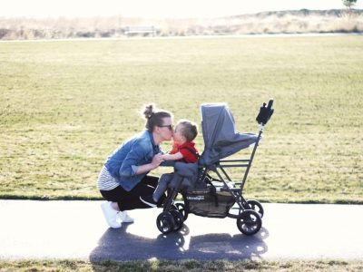 PLG Loves: Joovy Caboose Ultralight