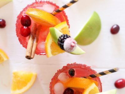 Two Holiday Mocktail Recipes