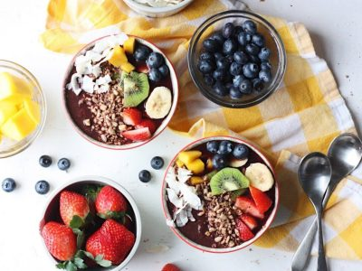 Cocoa Acai Bowls Recipe