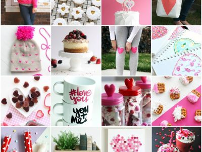 20 PLG Valentine's Day Projects!