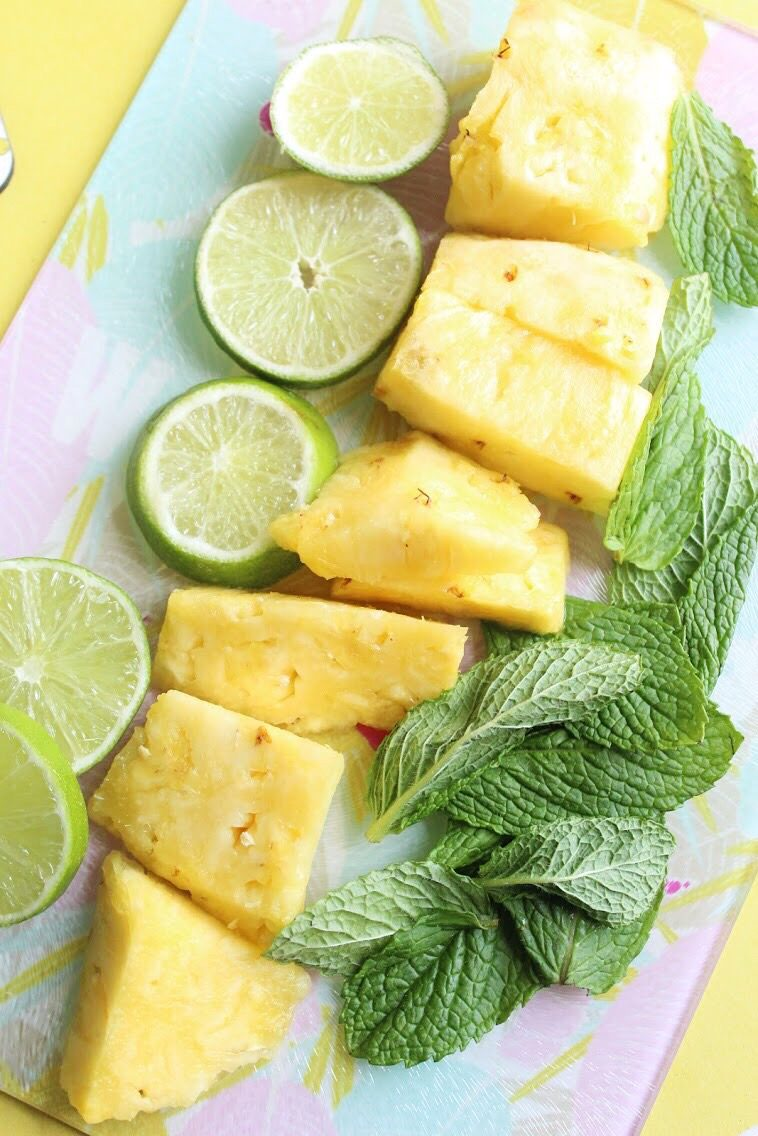 285928511213 Summer Fun with Snapfish + a Sparkling Pineapple Mojito Mocktail ...