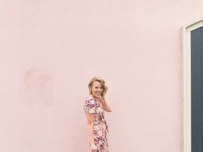 Spring Dressing Tips with Pink Blush!