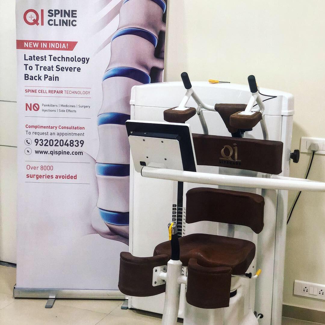 Spine test