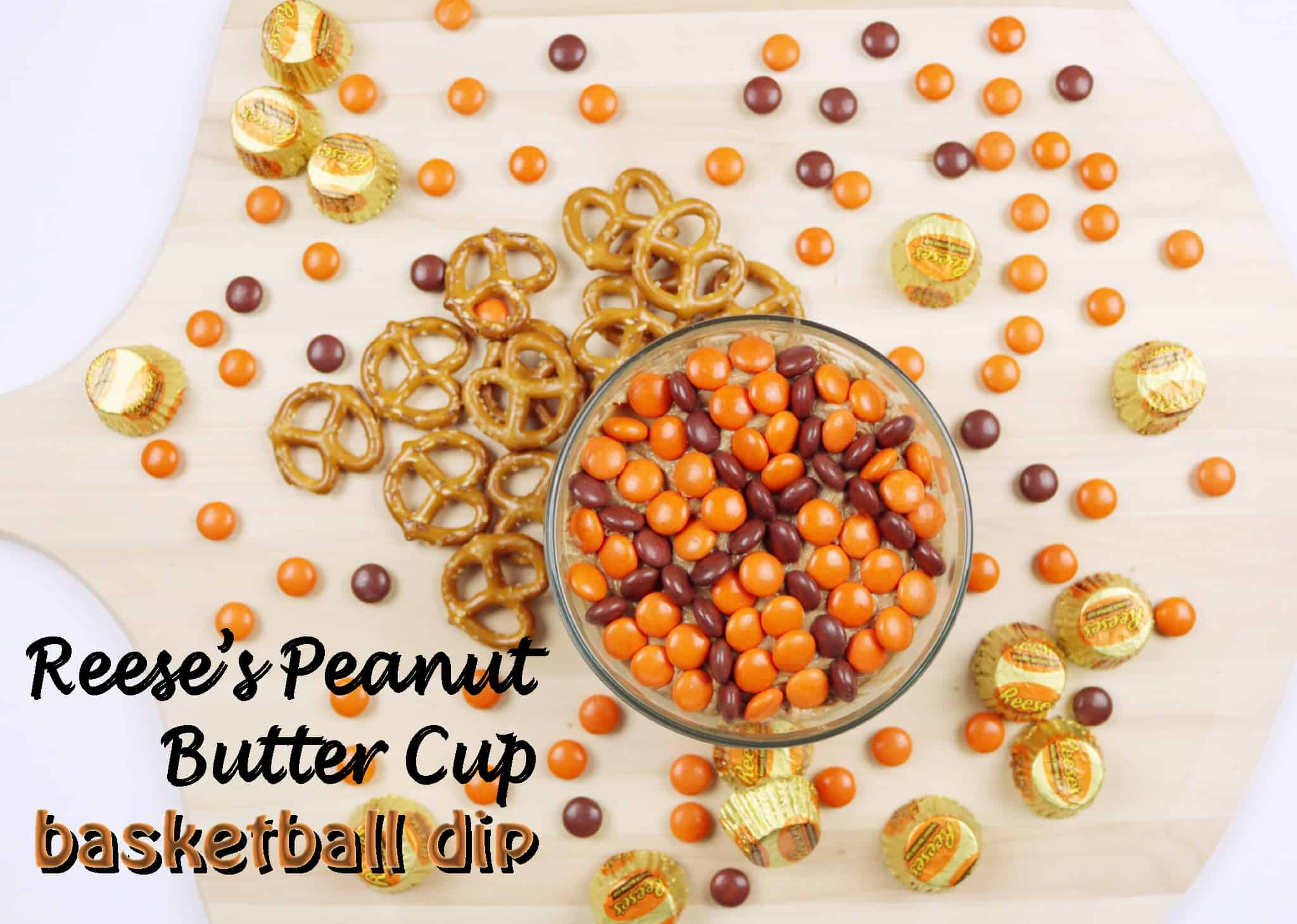 Reese's Peanut Butter Cup Dip