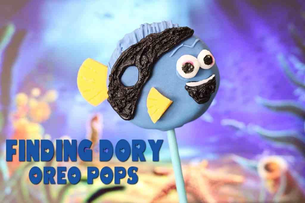 Dory Oreo Pops