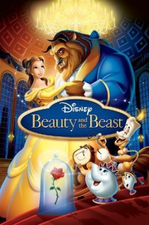 kreslený film Beauty and the Beast