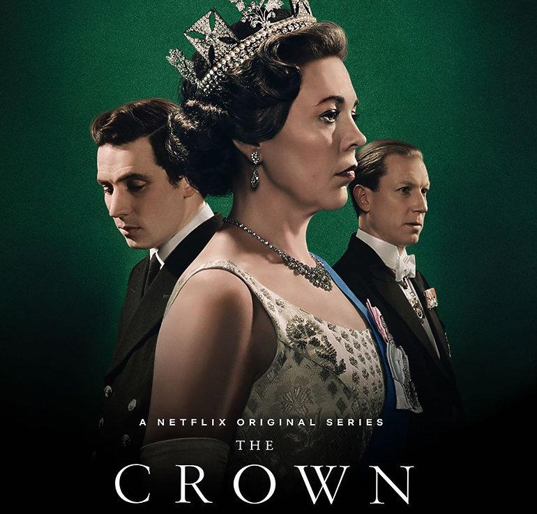 seriál the Crown