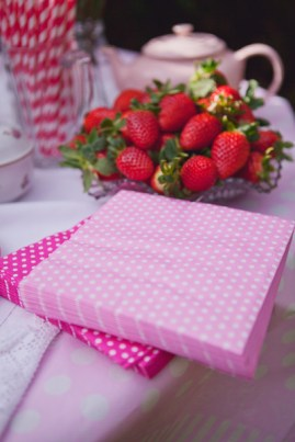 tea-party-pink-napkins