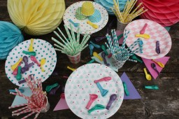 Colourful Childrens Party