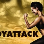 J'ai testé le body attack…